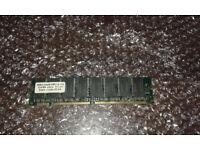 256MB Dimm PC133 MH32S64AWJ-6-TA 168pin Desktop Memory RAM