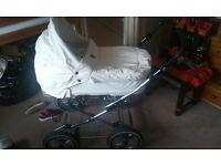 babystyle collection prestige pram/stroller x2