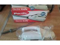 Pacific electric knife