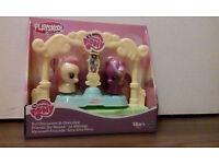 Brand new My little pony set