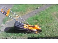black and decker lawnmower