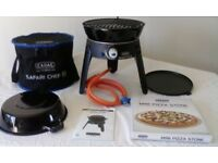 Safari Chef 2 Gas Barbecue