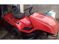 Mountfield ride on mower for sale SOLD