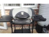 George foreman barbecue grill with stand