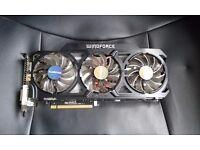 Nvidia Gigabyte GTX 780 Windforce OC Edition PC Graphics Card