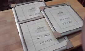 "THREE PICTURE FRAMES 16""x 16"". ' THE CLASSIC COLLECTION' STILL IN PACKAGING. COLLECTION REDDITCH B98"