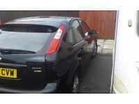 07 reg focus tdci diesel £995