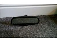 Ford mondeo mark 3 pre face lift, anti dasal rearer view mirror
