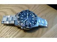 Tag Heuer Aquaracer Automatic Sports Watch (£800)