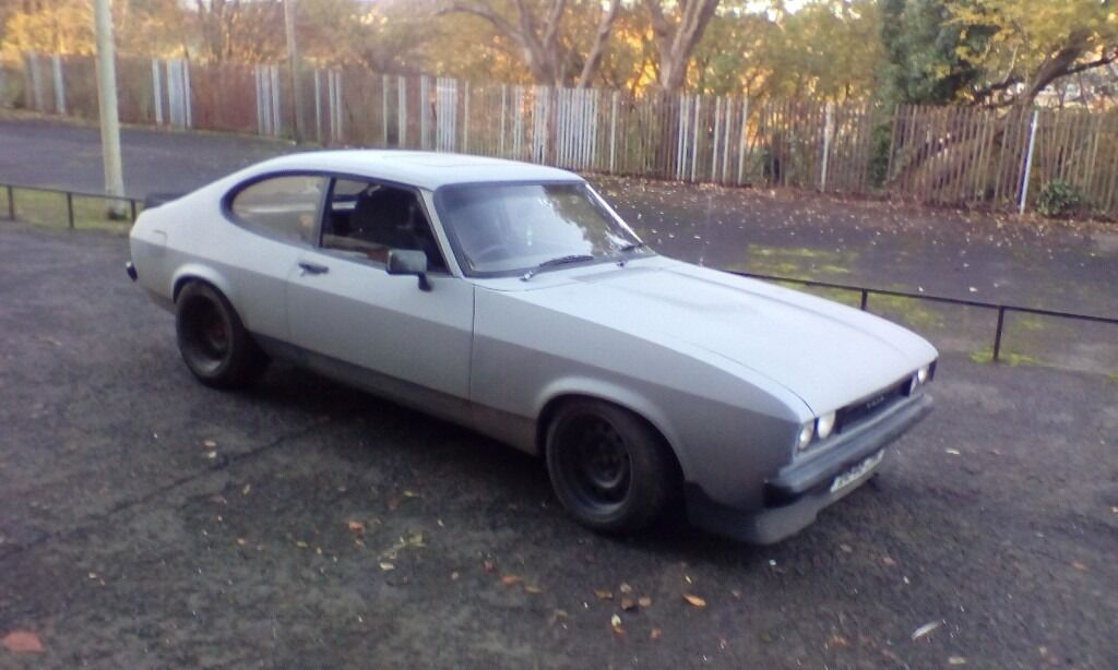 ford capri 2ltr 5 speed and 1.6 ls 4speed