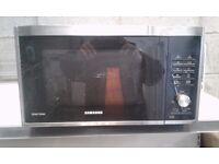 "SAMSUNG NEW !!! Microwave "" SAMSUNG "" BLACK COLOR"