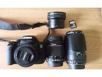 Canon 700D Various Lens
