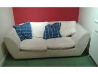 Sofa Bed - White - Free!