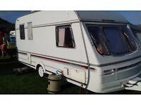 Swift Challenger 5 Berth Caravan IMMACULATE CONDITION with many extras inc awning and motor mover