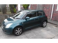 Suzuki swift great car