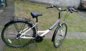Hybrid women bike New bike