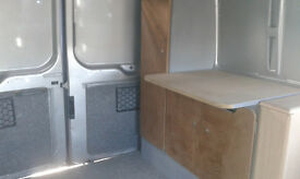 campervan cooker unit
