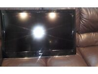 Lg 42 inch tv spares or repairs