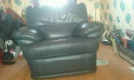 2 seater and chair