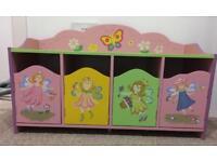 Liberty House Childs Storage Toy Box Seat