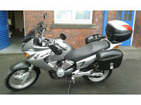 Honda Varadero XL 125 Fully loaded and imaculate condition. Private seller.