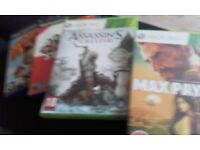 ps2 games and xbox 360 games