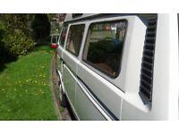 VW Camper Van Type 2 - 1.9 Petrol. Genuine 85k miles from new! 100% original!
