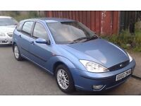 ford focus 1.8 turbo diesel 03 plate bargain 395 no offers
