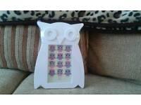 Brand New Funky Owl Photo Frame
