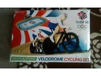 Scalextrix velodrome