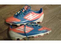 Size 4.5 football boots.