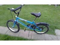 Raleigh grifter retro bike