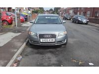 audi a4 estate 2.0 tdi 140 bhp