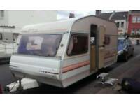 Caravan for sale (o.n.o) Perle Custom. Can deliver from Isle of Wight to outer Hebrides. :)