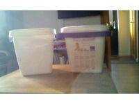 Nappy buckets