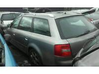 Audi A6 For Breaking/Spares