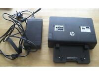 HP A7E36AA - 2012 120W Advanced Docking Station for HP Probook