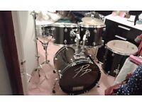 Performance Percussion 5 piece drum kit