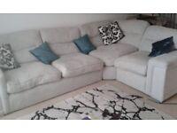Corner sofa. Excellent condition