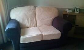 2 Seater sofa and 3 Seater sofa