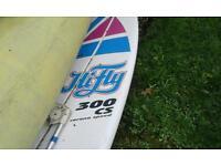 Wind surfer full kit