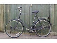 Vintage Men's Raleigh Chiltern Bike