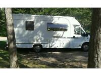 motor home peugeout