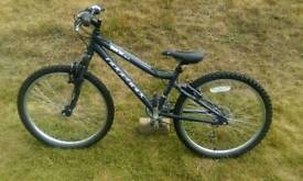 Ridgeback mx24 inch wheel childs mountain bike good condition