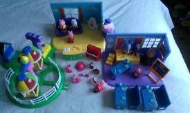 Peppa toys