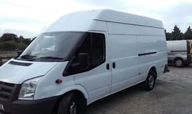 Ford transit 115t350 2010(10) jumbo xlwb good condition throughout runs and drives superb
