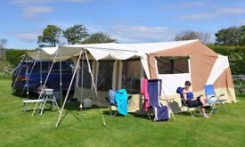 2014 Trigano Olympe Trailer Tent for reluctant sale