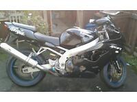 Kawasaki zx9r T reg