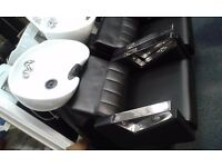 Hairdressing 'City' Backwash Unit, Brand New, 6 Available, Delivery Offered