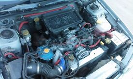 Subaru Impreza 99-01 2.0 Turbo Engine Bugeye Blobeye WRX